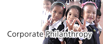 Mitsubishi Corporations Social Contribution Activities