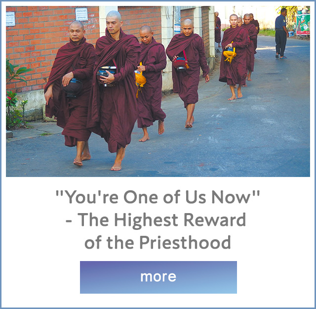 """You're One of Us Now"" - The Highest Reward of the Priesthood"