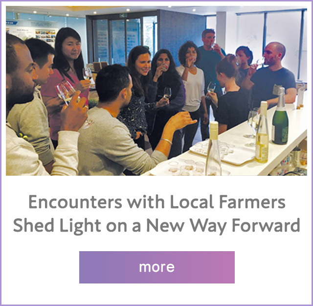 Encounters with Local Farmers Shed Light on a New Way Forward