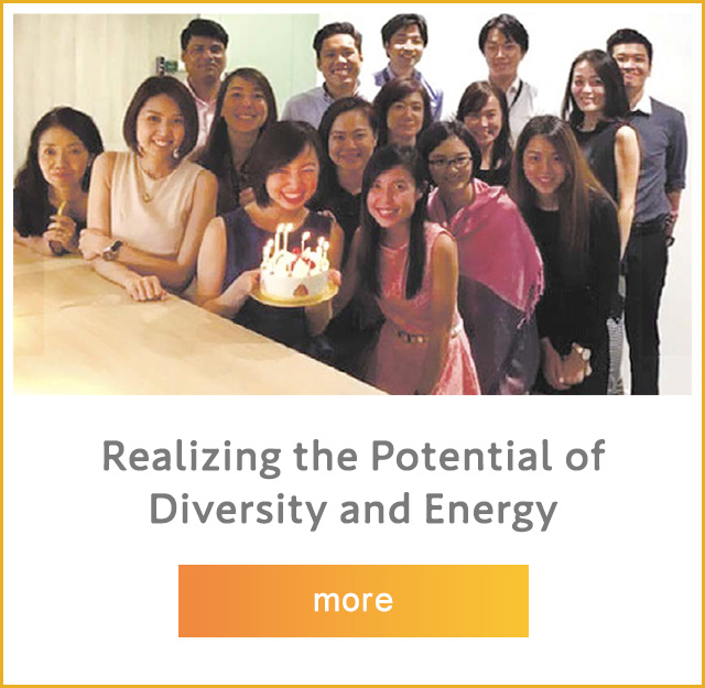 Realizing the Potential of Diversity and Energy