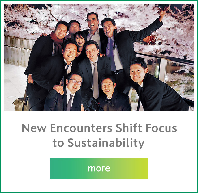 New Encounters Shift Focus to Sustainability